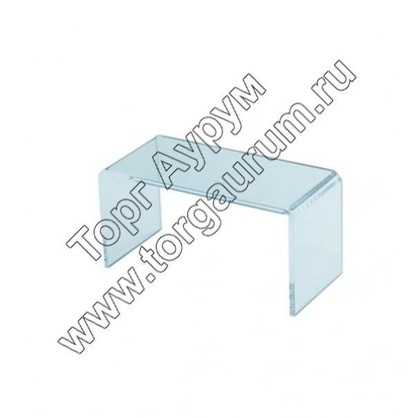 OL-602.2 Подставка П-образная, настольная, 200*100мм
