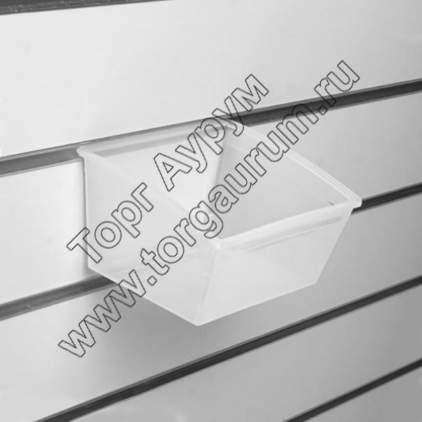 01-210-CL Короб  на экономпанель, 136*140*98мм