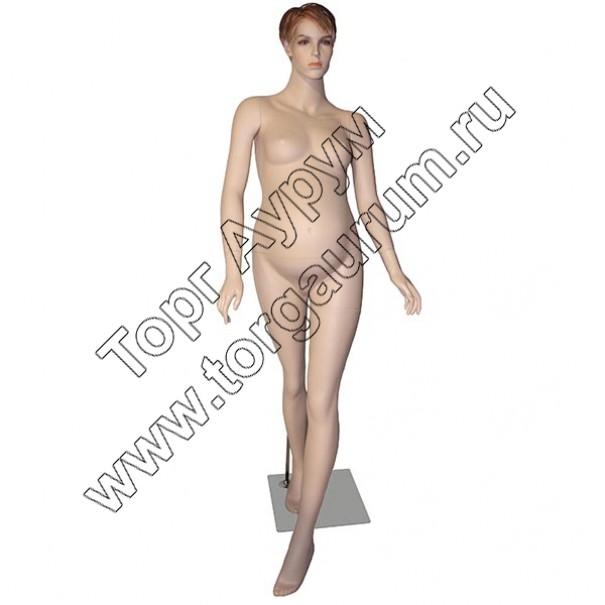 YFW1-S Манекен женский, беременный