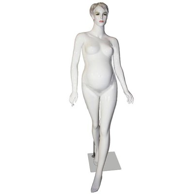 YFW1-W Манекен женский, беременный