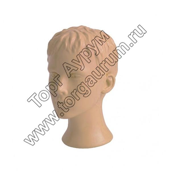 Г-204 Голова женская с имитацией волос