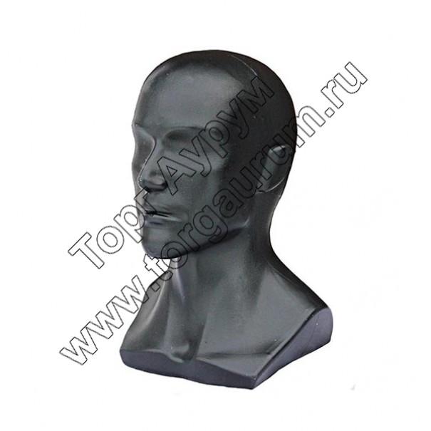 Г-200b Голова мужская. Цвет: Чёрный