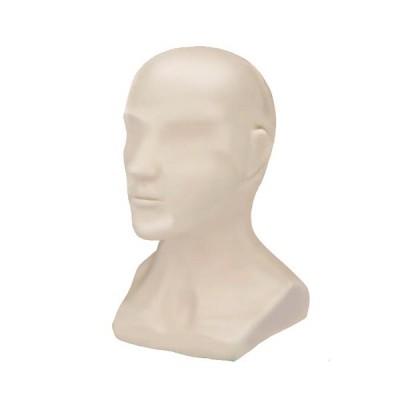 Г-200 Голова мужская. Цвет: Телесный