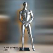 HAM-24/A3 Манекен мужской
