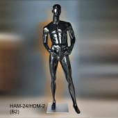 HAM-24/B2 Манекен мужской