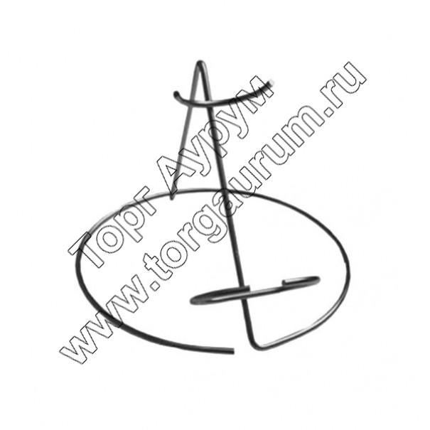 Н-101.4 Подставка для ног объемных (металлическая)