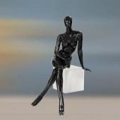GL-15 Манекен женский, безликий (сидячий)