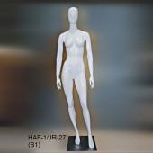 HAF-1/JR-27/B1 Манекен женский, безликий