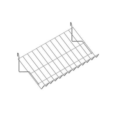 П-04 Полка на решетку, наклонная 30°