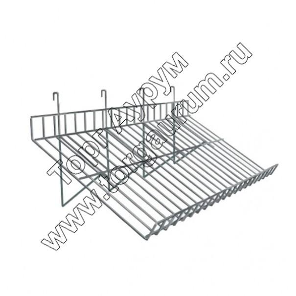 FG-18116 Полка на решетку, наклонная