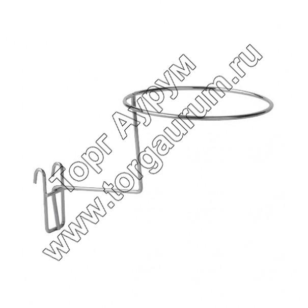 P-023 Кронштейн на решетку, для головных уборов
