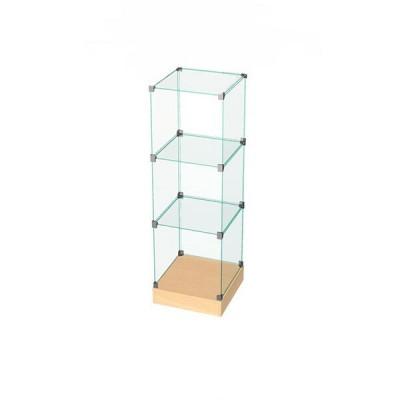 ВК.П-01 Витрина куб с подиумом