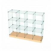ВК.П-04 Витрина куб с подиумом