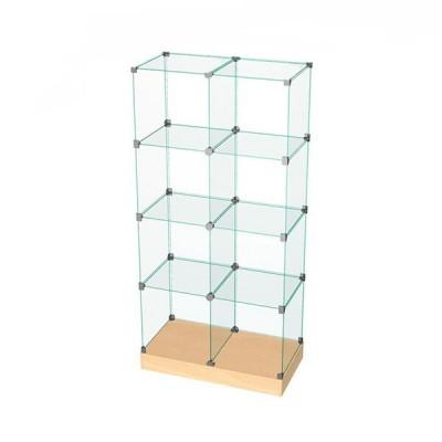 ВК.П-06 Витрина куб с подиумом