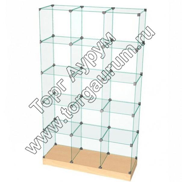ВК.П-11 Витрина куб с подиумом