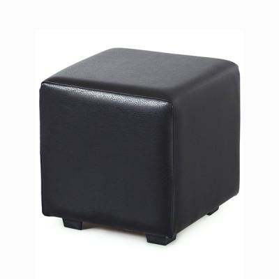 """ПФ-01 Банкетка """"Куб"""" Цвет: Чёрный"""