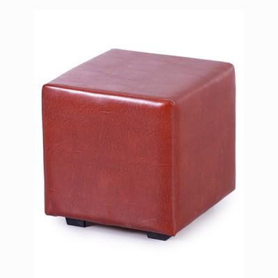 """ПФ-01 Банкетка """"Куб"""" Цвет: Коричневый"""