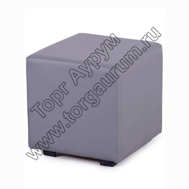 """ПФ-01 Банкетка """"Куб"""" Цвет: Серый"""