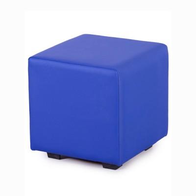 """ПФ-01 Банкетка """"Куб"""" Цвет: Синий"""