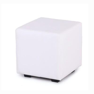 """ПФ-01 Банкетка """"Куб"""" Цвет: Белый"""