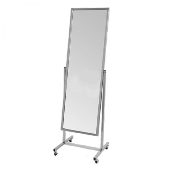 AST-03k Зеркало напольное, на колесах. 550мм
